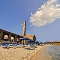 Villaggio Le Tonnare Stintino dettaglio spiaggia
