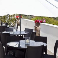 Hotel Club Helios terrazzi