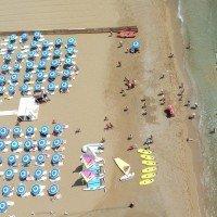 Hotel Club Helios spiaggia