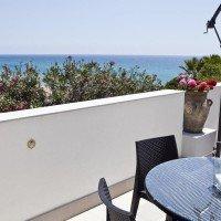 Hotel Club Helios dettaglio terrazzi