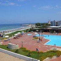 Hotel Baia dei Mulini piscina