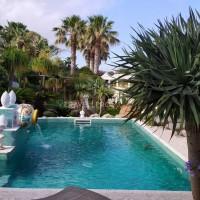 Park Hotel La Villa Resort piscina Aphrodite