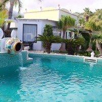 Park Hotel La Villa Resort piscina anfora di Aphrodite