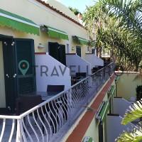 Park Hotel La Villa Resort balconi delle camere