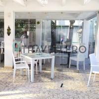 Park Hotel La Villa Resort tavoli del bar