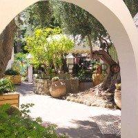 Park Hotel La Villa Resort giardino