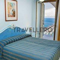 Hotel Gran Paradiso double sea view room 4