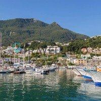Hotel Gran Paradiso Ischia vista dal mare