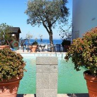 Hotel Gran Paradiso piscina esterna 3