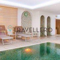 Hotel Gran Paradiso piscina termale interna