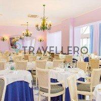 Hotel Gran Paradiso sala ristorante 3