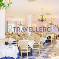 Hotel Gran Paradiso sala ristorante 2