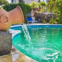 Hotel Terme Italia dettagli piscina scoperta