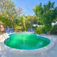 Hotel Terme Italia piscina scoperta