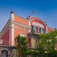 Hotel Terme Italia struttura