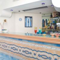 Hotel Terme Italia il bar
