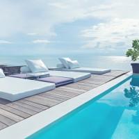 Forever Summer Resort bordo piscina
