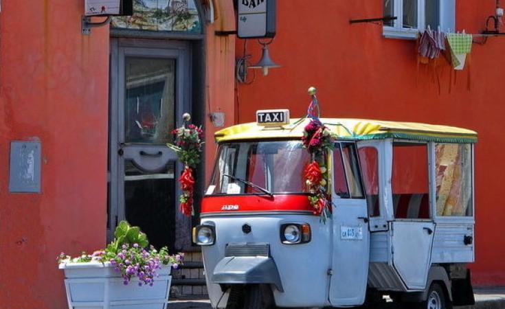 Taxi calessino Ischia