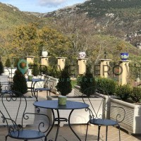 Borgo Donna Teresa terrazzi camere