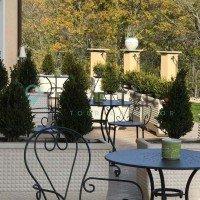 Borgo Donna Teresa terrazzi attrezzati