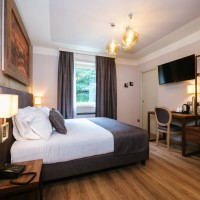 Lake Hotel La Pieve camera matrimoniale standard 2