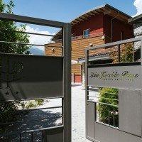Lake Hotel La Pieve cancello d'ingresso