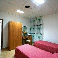 Hotel La Pineta camera quadrupla