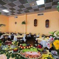 Hotel La Pineta ristorante