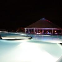 Club Esse piscina cassiodoro by night 1