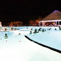 Club Esse piscina cassiodoro by night 3