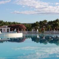 Club Esse Sunbeach particolare piscina laguna