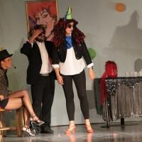 Club Esse Sunbeach night show 1