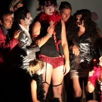 Club Esse Sunbeach night show 2