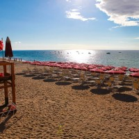 Club Esse Sunbeach spiaggia in concessione