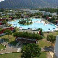 Club Esse Sunbeach piscina laguna