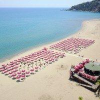 Club Esse Sunbeach spiaggia