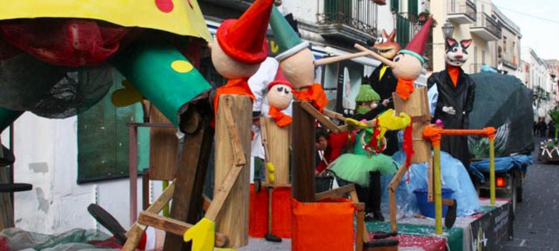 Cosa fare a Carnevale a Ischia
