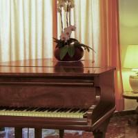 Hotel La Luna dettagli hall