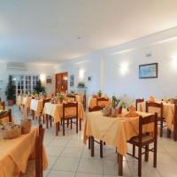 Hotel La Luna sala ristorante