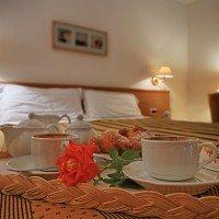 Hotel La Luna colazione in camera