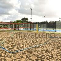 campo beach volley