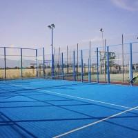 campo da tennis/paddle
