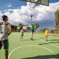 TH Baia degli Achei campi di basket