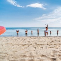 TH Baia degli Achei spiaggia